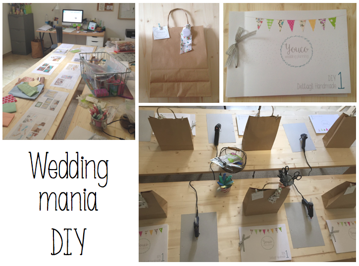 Workshop allestimenti handmade per feste e matrimoni