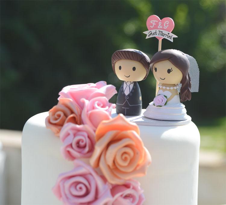Fabrizio-e-Giulia-cake topper - Matrimonio Youco-wedding-plannin